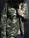 「ジョジョ」×「ultra-violence」 ナランチャの「エアロスミス」柄の渋いアーミージャケットなど3点が登場!