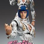 「トリッシュは…おれ自身の命令で護衛するッ!!」 超像可動 「ジョジョ」第五部【ブローノ・ブチャラティ】、10月29日発売!