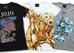 リーゼントがスワロフスキーでキラめく「仗助」Tシャツなど、DRESSCAMPから『ジョジョ』グラフィックTシャツが販売開始!