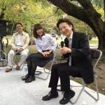 荒木先生が熊野を訪れたキッカケは「てんぎゃん」!? 『熊野本宮大社正遷座120年大祭』荒木飛呂彦特別対談レポート