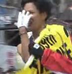 『順大、ジョジョ立ちやめるってよ』 一方、中川翔子さんはTVCMで『ジョジョ立ち』