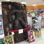 新宿タワレコで『柱の男・サンタナ』が展示中! 1月30日(水)にはTVアニメ「ジョジョ」発売記念トーク&ライブも開催!
