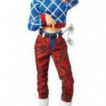 ピストルズも6人付属! メディコム・トイ『RAH グイード・ミスタ』(Amazon.co.jp限定販売、予約期間:2012年3月5日まで)
