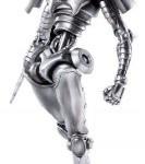 """「矢」や亀の「ココ・ジャンボ」も付属! 超像可動「ジョジョ」""""第五部""""【シルバー・チャリオッツ】、2012年6月30日発売!"""