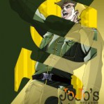 ジョジョ第2部のアニメは世界一チイイイイ!! TVアニメ『ジョジョの奇妙な冒険』第5巻 Blu-ray&DVD 同時発売!