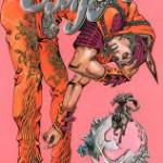 突きつけられた選択…ジョニィの回答とは――!? 『スティール・ボール・ラン』23巻、5月19日発売!!