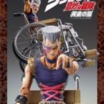 「オレは上! きさまは下だ!!」 車椅子のポルナレフ、超像可動「ジョジョ」第五部【J・P・ポルナレフ】、2012年5月27日発売!