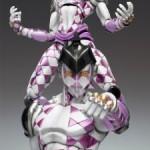スタンド能力は「殺人ウイルス」! 超像可動「ジョジョの奇妙な冒険」第五部【パープル・ヘイズ】、2012年11月30日発売!