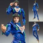 ブルーのスーツで「アリーヴェ デルチ」! 超像可動 ジョジョの奇妙な冒険 第5部【ブローノ・ブチャラティ・セカンド】