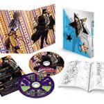 「うむ、いよいよ発売のようだな…」 TVアニメ『ジョジョの奇妙な冒険 スターダストクルセイダース』Blu-ray&DVD 第1巻発売ッ! Blu-rayは第1話絵コンテ集付! サントラCDも同時発売ッ!!