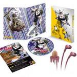 Blu-ray初回特典は、衝撃の「肉の芽」型イヤフォンッ!! TVアニメ『ジョジョの奇妙な冒険 スターダストクルセイダース』Blu-ray&DVD 第4巻