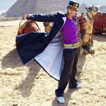 コスプレイヤーの本気がヤッベ! コノミアキラさん「エジプトで承太郎やってきました。」の巻
