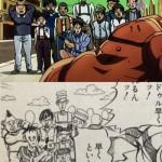 TVアニメ「ジョジョ」で作画崩壊ッ!? → いいえ、原作通りでした。(アニメ第31話より)