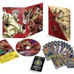 Blu-ray特典は運命のカード、タロット! TVアニメ『ジョジョの奇妙な冒険 スターダストクルセイダース エジプト編』Blu-ray&DVD 第2巻