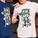 『PansonWorks×ジョジョ』コラボTシャツが、お手頃価格の税込1980円ッ! アベイル各店で販売中