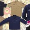 これで君もSPW財団の一員!? ジョジョの奇妙な冒険『スピードワゴン財団』ワークシャツ、ワークジャケット