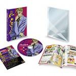 初回特典は小野大輔インタビュー等収録の小冊子『Mori-Oh! Press 2』! TVアニメ『ジョジョの奇妙な冒険 ダイヤモンドは砕けない』Blu-ray&DVD 第8巻