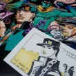 ポストカードは荒木先生描き下ろし「承太郎&イギー」!! 『ジョジョニウム』第1期完結記念グッズ、一部書店で配布中!!