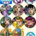 「ジョジョ缶バッジ」は描き下ろし2種(!)含む、全10種類!! 集英社『ナツコミ2016』対象コミックス購入で貰える(店舗情報追加)